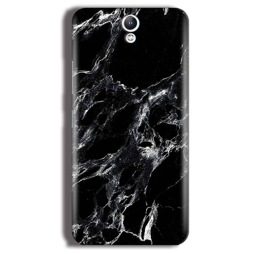 Lenovo Vibe S1 Mobile Covers Cases Pure Black Marble Texture - Lowest Price - Paybydaddy.com