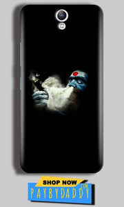 Lenovo Vibe S1 Mobile Covers Cases Shiva Aghori Smoking - Lowest Price - Paybydaddy.com