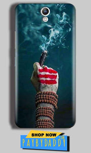 Lenovo Vibe S1 Mobile Covers Cases Shiva Hand With Clilam - Lowest Price - Paybydaddy.com