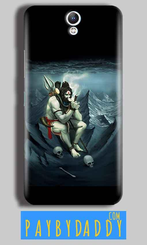 Lenovo Vibe S1 Mobile Covers Cases Shiva Smoking - Lowest Price - Paybydaddy.com