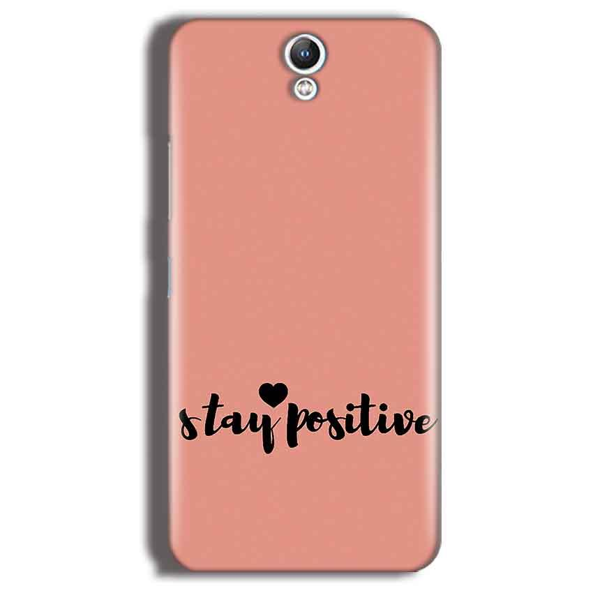 Lenovo Vibe S1 Mobile Covers Cases Stay Positive - Lowest Price - Paybydaddy.com