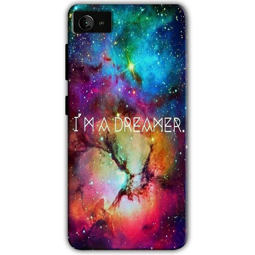Lenovo Z2 Plus Mobile Covers Cases I am Dreamer - Lowest Price - Paybydaddy.com