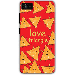 Lenovo Z2 Plus Mobile Covers Cases Love Triangle - Lowest Price - Paybydaddy.com