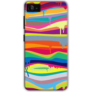Lenovo Z2 Plus Mobile Covers Cases Melted colours - Lowest Price - Paybydaddy.com