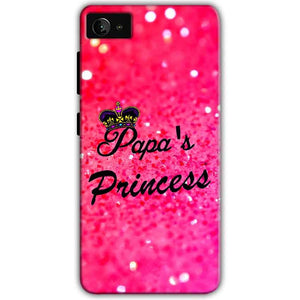 Lenovo Z2 Plus Mobile Covers Cases PAPA PRINCESS - Lowest Price - Paybydaddy.com