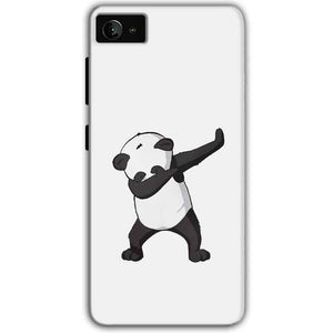 Lenovo Z2 Plus Mobile Covers Cases Panda Dab - Lowest Price - Paybydaddy.com