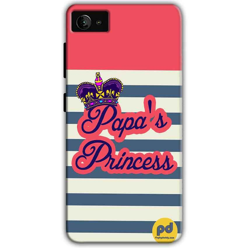Lenovo Z2 Plus Mobile Covers Cases Papas Princess - Lowest Price - Paybydaddy.com