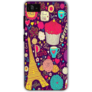 Lenovo Z2 Plus Mobile Covers Cases Paris Sweet love - Lowest Price - Paybydaddy.com