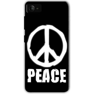 Lenovo Z2 Plus Mobile Covers Cases Peace Sign In White - Lowest Price - Paybydaddy.com