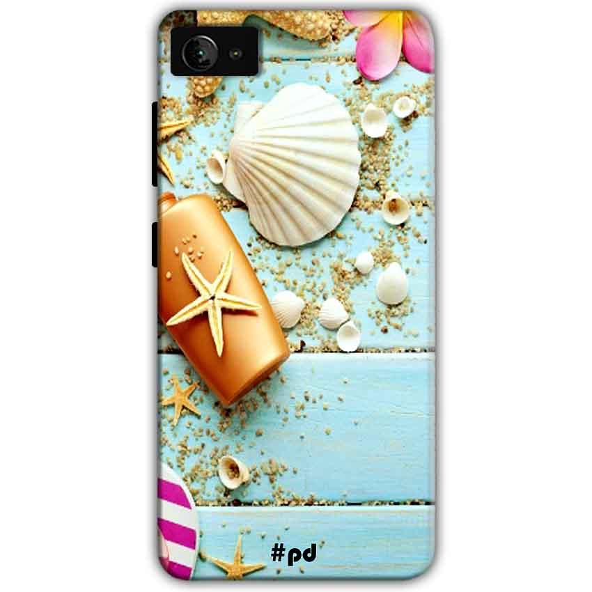 Lenovo Z2 Plus Mobile Covers Cases Pearl Star Fish - Lowest Price - Paybydaddy.com