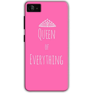 Lenovo Z2 Plus Mobile Covers Cases Queen Of Everything Pink White - Lowest Price - Paybydaddy.com