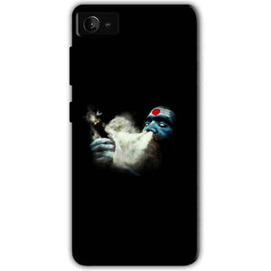 Lenovo Z2 Plus Mobile Covers Cases Shiva Aghori Smoking - Lowest Price - Paybydaddy.com