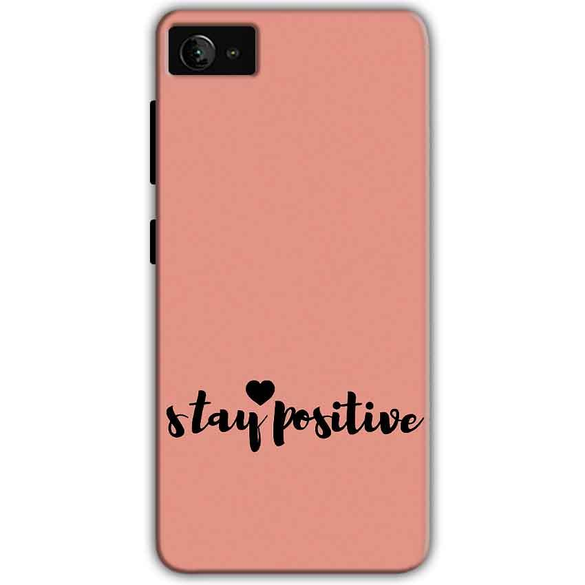 Lenovo Z2 Plus Mobile Covers Cases Stay Positive - Lowest Price - Paybydaddy.com