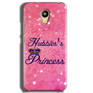 Meizu M3 Mobile Covers Cases Hubbies Princess - Lowest Price - Paybydaddy.com