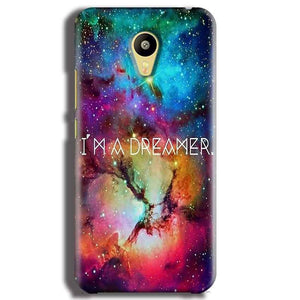 Meizu M3 Mobile Covers Cases I am Dreamer - Lowest Price - Paybydaddy.com
