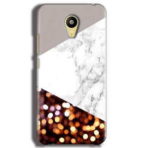 Meizu M3 Mobile Covers Cases MARBEL GLITTER - Lowest Price - Paybydaddy.com