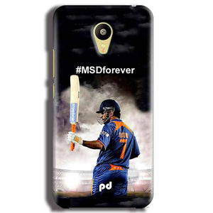 Meizu M3 Mobile Covers Cases MS dhoni Forever - Lowest Price - Paybydaddy.com