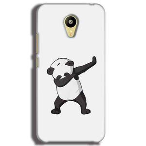 Meizu M3 Mobile Covers Cases Panda Dab - Lowest Price - Paybydaddy.com