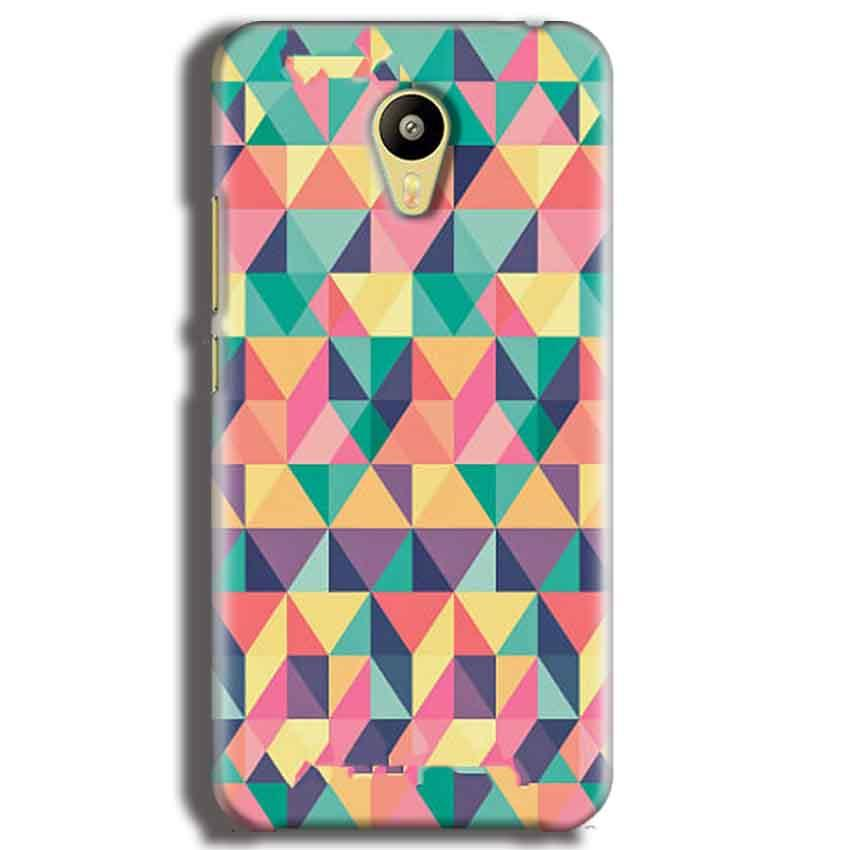 Meizu M3 Mobile Covers Cases Prisma coloured design - Lowest Price - Paybydaddy.com