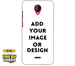 Customized Micromax A106 Unite 2 Mobile Phone Covers & Back Covers with your Text & Photo
