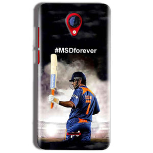 Micromax A106 Unite 2 Mobile Covers Cases MS dhoni Forever - Lowest Price - Paybydaddy.com