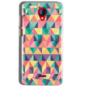 Micromax A106 Unite 2 Mobile Covers Cases Prisma coloured design - Lowest Price - Paybydaddy.com