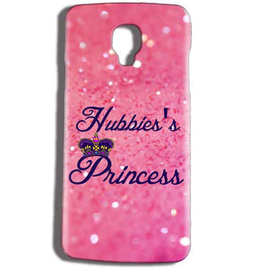 Micromax Bolt Q325 Mobile Covers Cases Hubbies Princess - Lowest Price - Paybydaddy.com