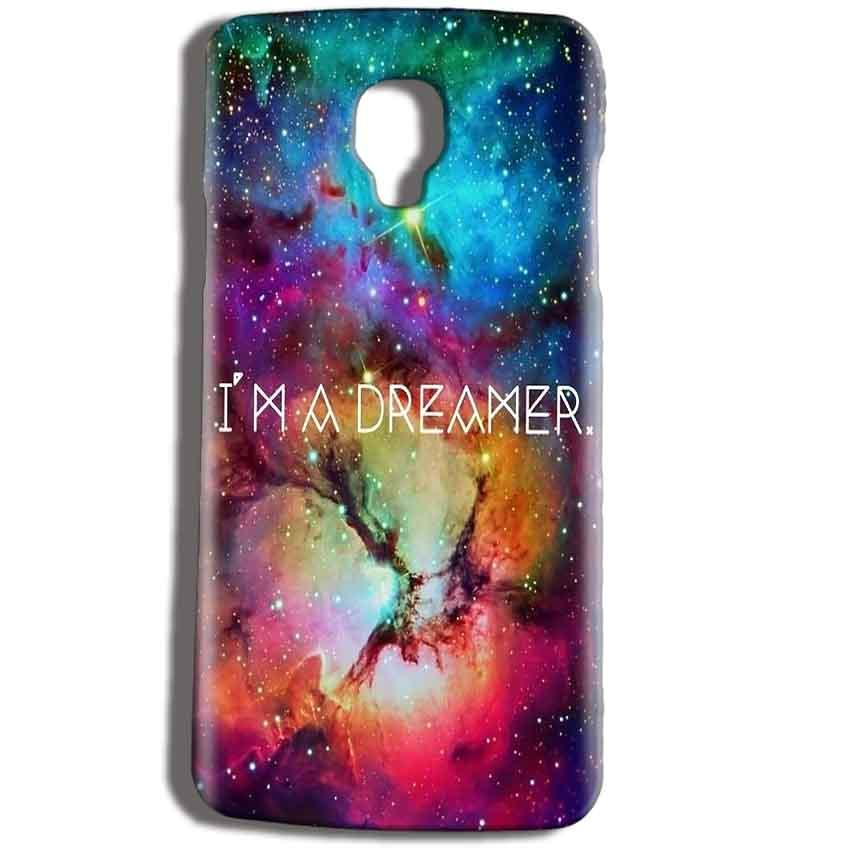 Micromax Bolt Q325 Mobile Covers Cases I am Dreamer - Lowest Price - Paybydaddy.com