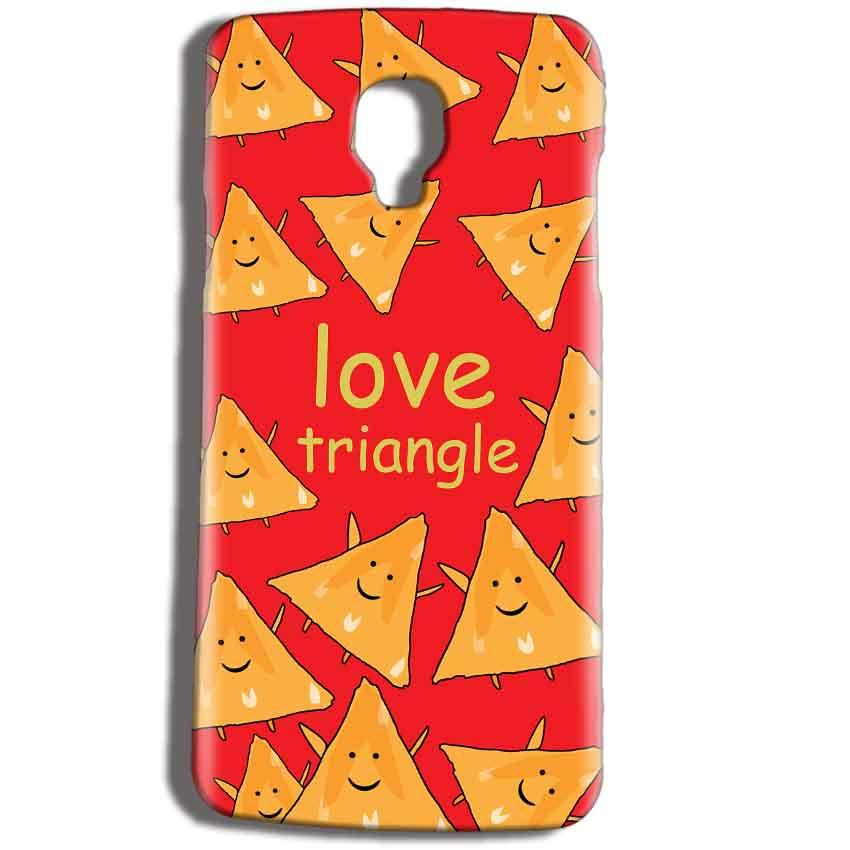 Micromax Bolt Q325 Mobile Covers Cases Love Triangle - Lowest Price - Paybydaddy.com