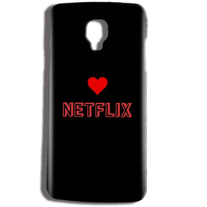 Micromax Bolt Q325 Mobile Covers Cases NETFLIX WITH HEART - Lowest Price - Paybydaddy.com