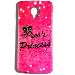 Micromax Bolt Q325 Mobile Covers Cases PAPA PRINCESS - Lowest Price - Paybydaddy.com