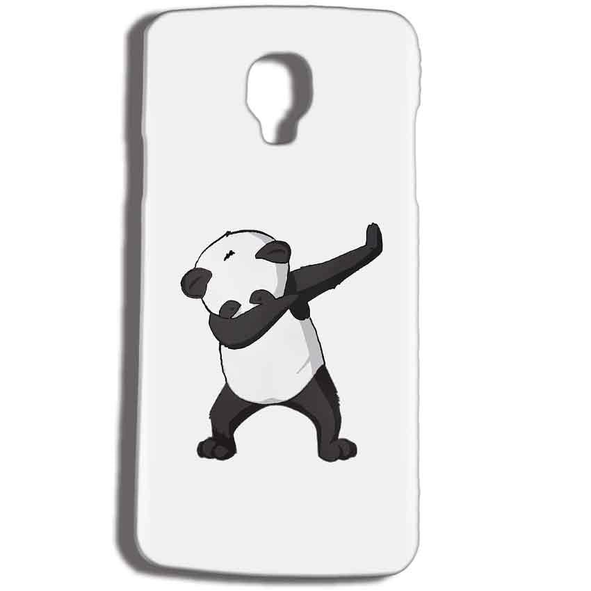 Micromax Bolt Q325 Mobile Covers Cases Panda Dab - Lowest Price - Paybydaddy.com