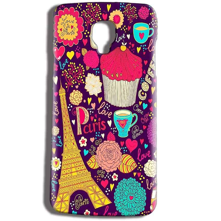 Micromax Bolt Q325 Mobile Covers Cases Paris Sweet love - Lowest Price - Paybydaddy.com