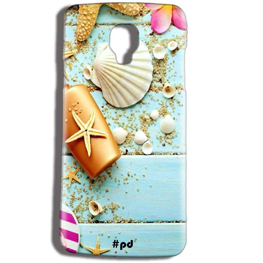 Micromax Bolt Q325 Mobile Covers Cases Pearl Star Fish - Lowest Price - Paybydaddy.com