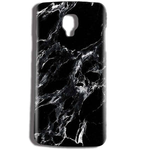 Micromax Bolt Q325 Mobile Covers Cases Pure Black Marble Texture - Lowest Price - Paybydaddy.com