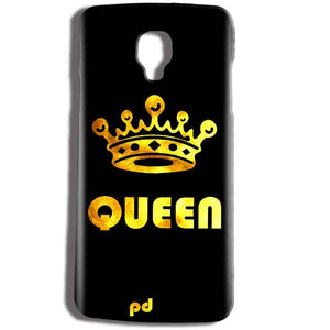 Micromax Bolt Q325 Mobile Covers Cases Queen With Crown in gold - Lowest Price - Paybydaddy.com