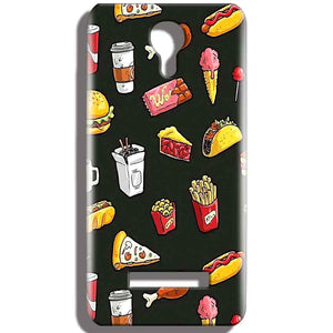 Micromax Bolt Q331 Mobile Covers Cases Foodie Design - Lowest Price - Paybydaddy.com