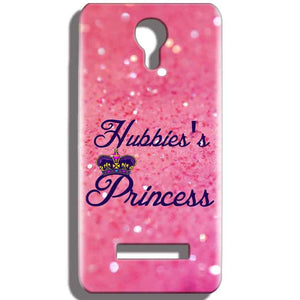 Micromax Bolt Q331 Mobile Covers Cases Hubbies Princess - Lowest Price - Paybydaddy.com