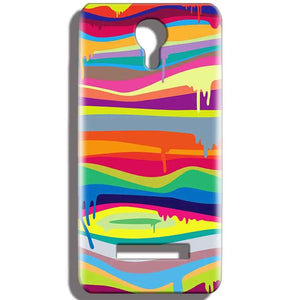 Micromax Bolt Q331 Mobile Covers Cases Melted colours - Lowest Price - Paybydaddy.com