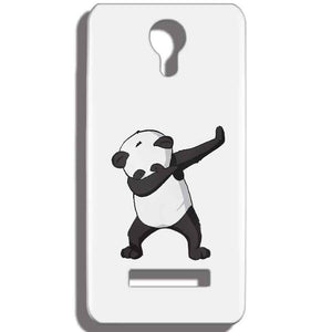 Micromax Bolt Q331 Mobile Covers Cases Panda Dab - Lowest Price - Paybydaddy.com