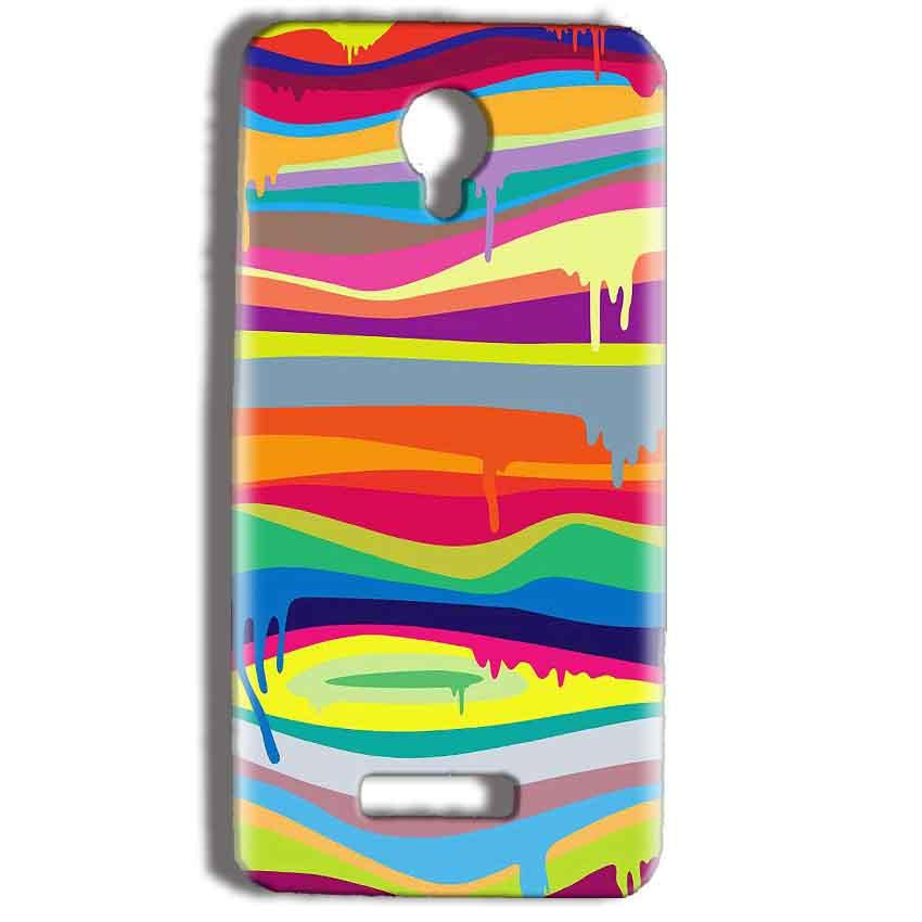 Micromax Bolt Q332 Mobile Covers Cases Melted colours - Lowest Price - Paybydaddy.com