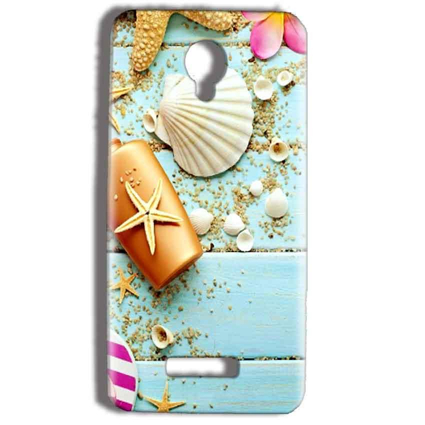 Micromax Bolt Q332 Mobile Covers Cases Pearl Star Fish - Lowest Price - Paybydaddy.com