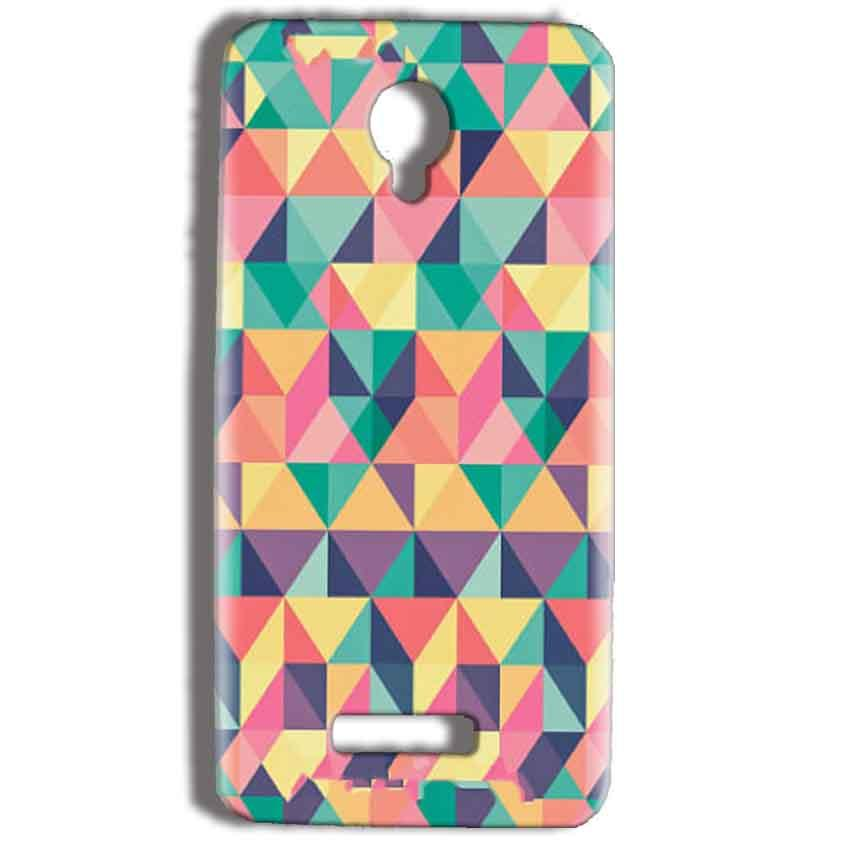 Micromax Bolt Q332 Mobile Covers Cases Prisma coloured design - Lowest Price - Paybydaddy.com