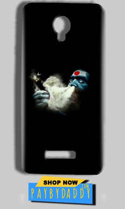 Micromax Bolt Q332 Mobile Covers Cases Shiva Aghori Smoking - Lowest Price - Paybydaddy.com