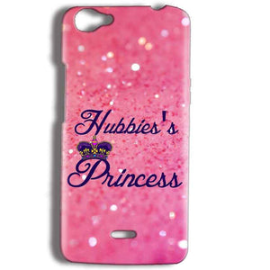 Micromax Bolt Q338 Mobile Covers Cases Hubbies Princess - Lowest Price - Paybydaddy.com