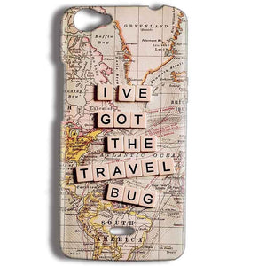 Micromax Bolt Q338 Mobile Covers Cases Live Travel Bug - Lowest Price - Paybydaddy.com