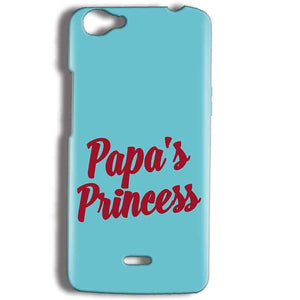 Micromax Bolt Q338 Mobile Covers Cases Papas Princess - Lowest Price - Paybydaddy.com