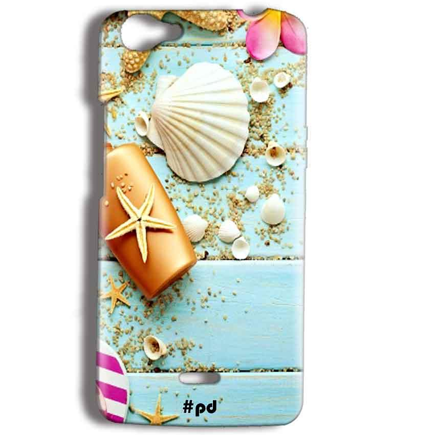 Micromax Bolt Q338 Mobile Covers Cases Pearl Star Fish - Lowest Price - Paybydaddy.com
