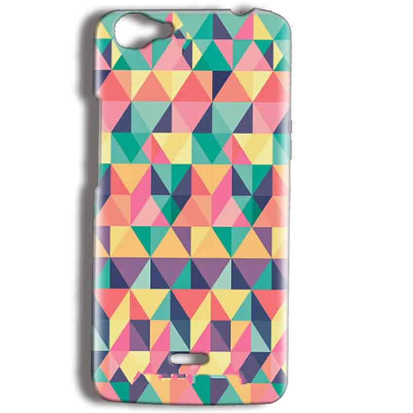 Micromax Bolt Q338 Mobile Covers Cases Prisma coloured design - Lowest Price - Paybydaddy.com
