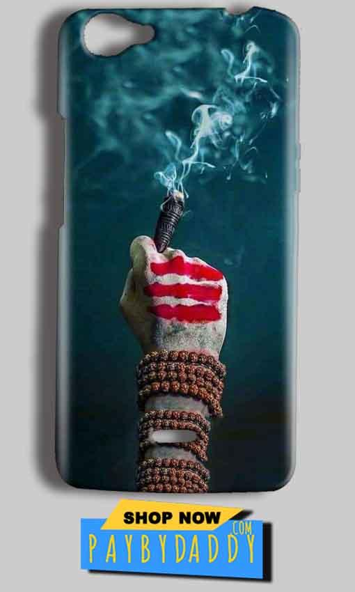 Micromax Bolt Q338 Mobile Covers Cases Shiva Hand With Clilam - Lowest Price - Paybydaddy.com